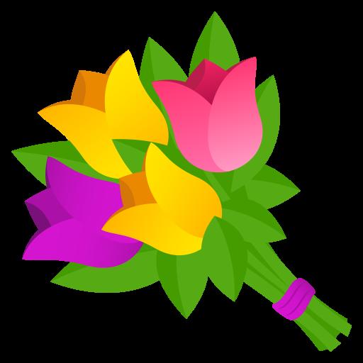 Blumenstrauß smiley mit Smiley Blumenstrauß